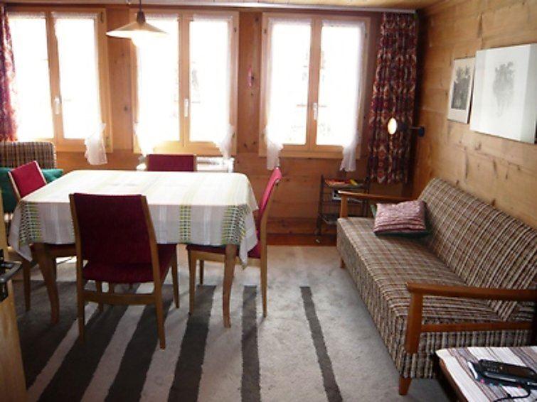 Lägenhet för upp till 4 personer med 2 rum på Mittaghorn, Apt. - Gsteig bei Gstaad