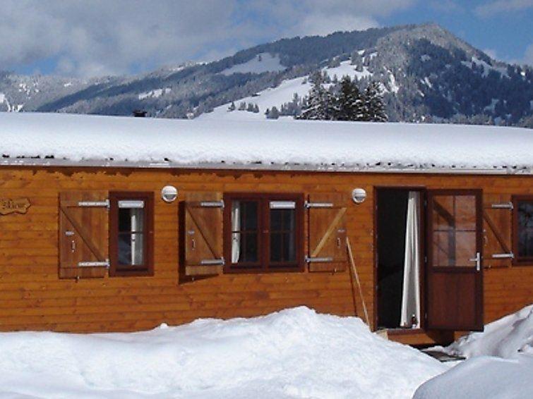 Lägenhet för upp till 4 personer med 3 rum på Le skieur - Gsteig bei Gstaad