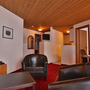 Lägenhet för upp till 4 personer med 3 rum på Chalet Abendrot (Utoring) - Grindelwald