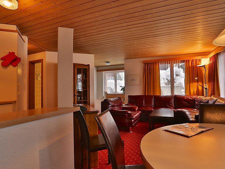 Leilighet for opp til 6 personer med 4 rom på Chalet Abendrot (Utoring) - Grindelwald