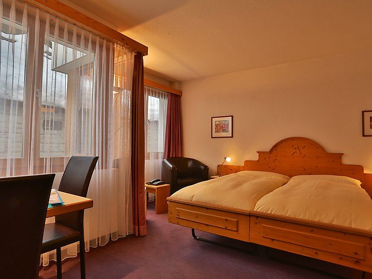Leilighet for opp til 2 personer med 1 rom på Chalet Abendrot (Utoring) - Grindelwald