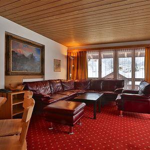 Lägenhet för upp till 6 personer med 4 rum på Chalet Abendrot (Utoring) - Grindelwald
