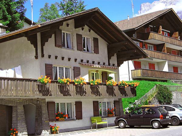 Strassscheuer - Grindelwald