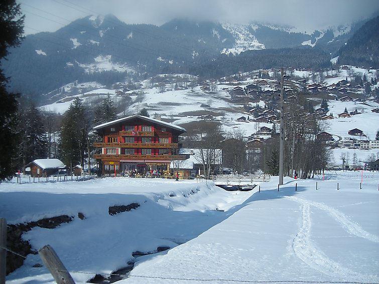 Restaurant Bodenwald - Grindelwald