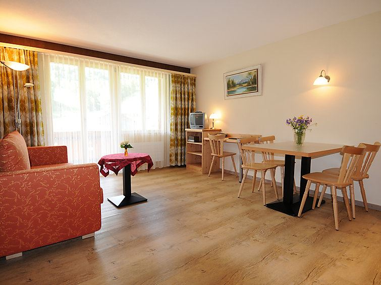 Leilighet for opp til 2 personer med 2 rom på Restaurant Bodenwald - Grindelwald