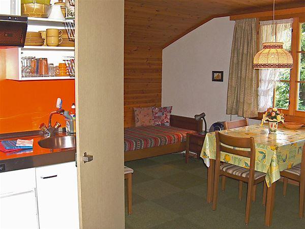 Leilighet for opp til 3 personer med 1 rom på Marie Rosa - Grindelwald