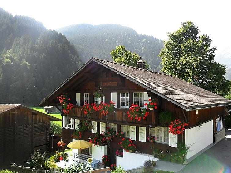 In dr Schluecht - Grindelwald