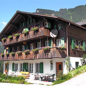 Auf dem Vogelstein - Grindelwald