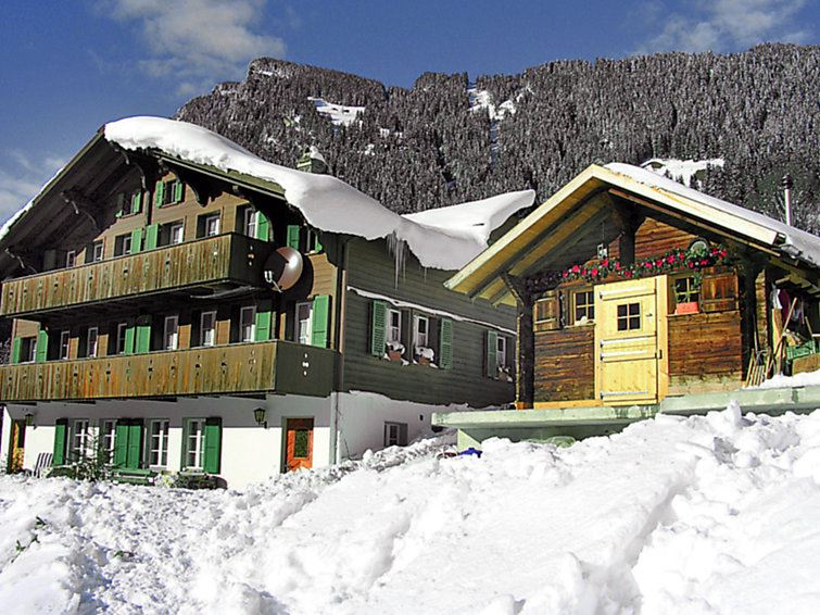 Lägenhet för upp till 2 personer med 1 rum på Auf dem Vogelstein - Grindelwald