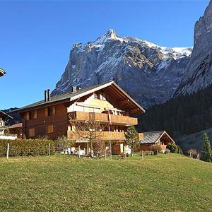Pfingsteggsunne - Grindelwald
