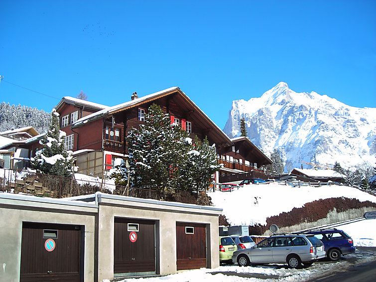 Wasserbühlen - Grindelwald