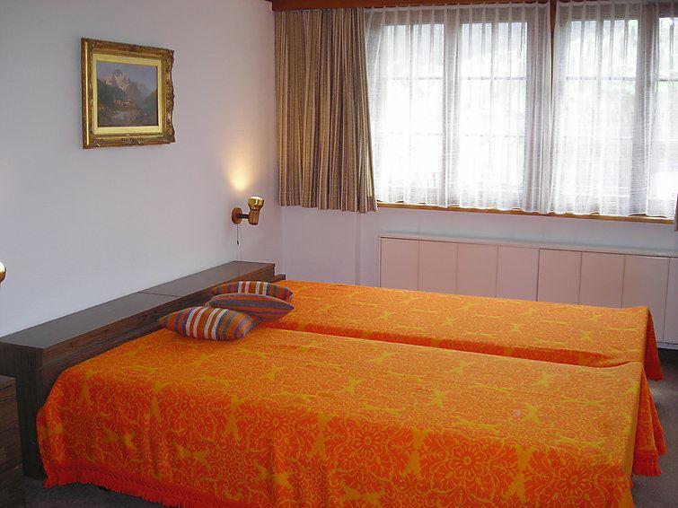 Lägenhet för upp till 2 personer med 1 rum på Wasserbühlen - Grindelwald