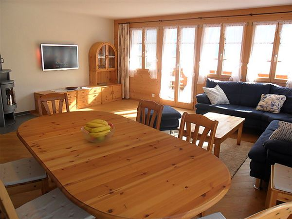 Lägenhet för upp till 6 personer med 5 rum på ufem Stutz - Grindelwald