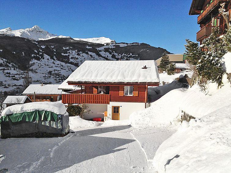 Semesterhus för upp till 6 personer med 4-rum på Ahornen - Grindelwald