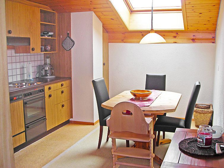 Lägenhet för upp till 4 personer med 3 rum på Joderlicka - Grindelwald