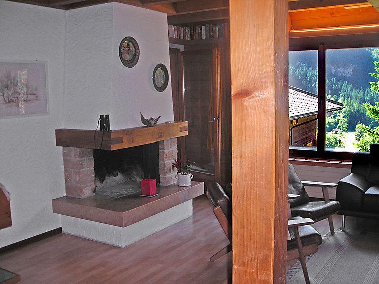 Lägenhet för 7 personer med 5 rum på Almis 5 - Grindelwald