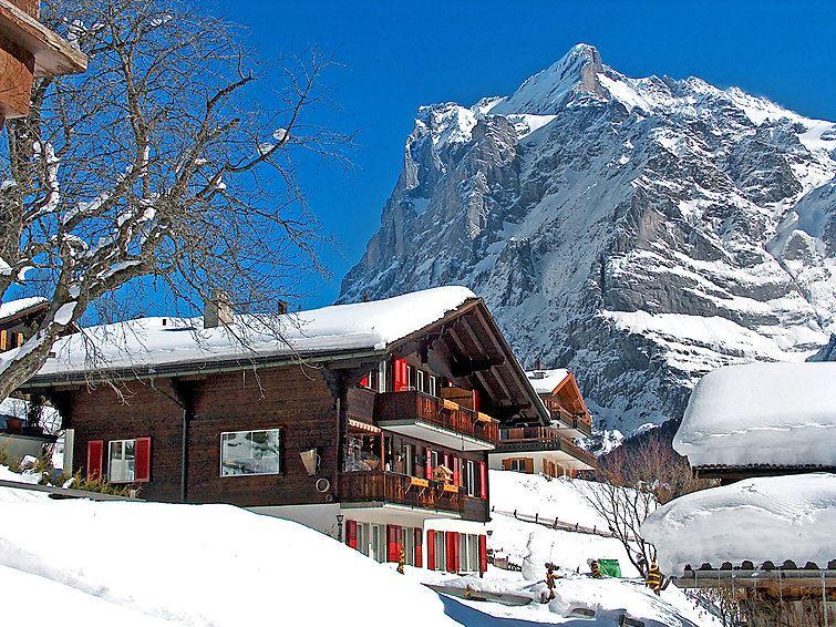Bärgsunna - Grindelwald