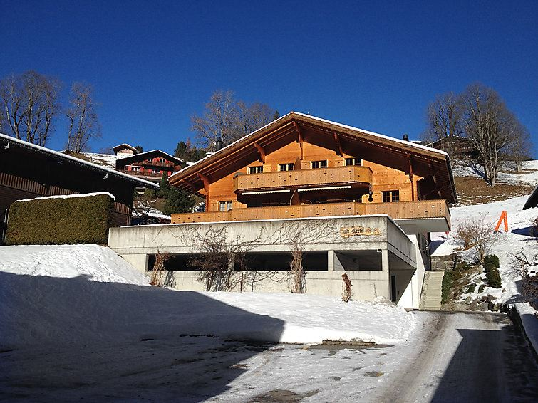 Lägenhet för upp till 2 personer med 1 rum på am Reeti - Grindelwald
