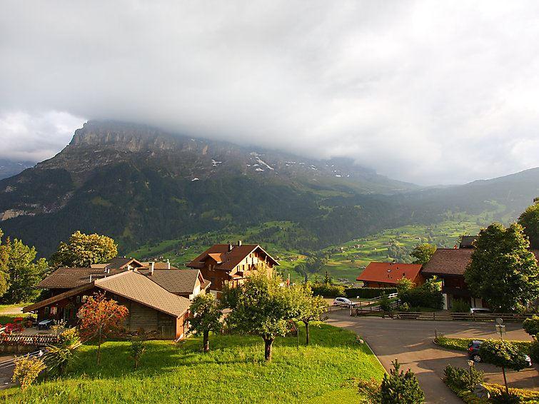 Lägenhet för upp till 6 personer med 4 rum på Hori - Grindelwald
