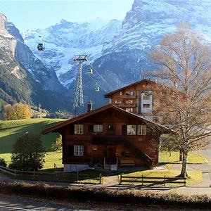 Bodmisunne - Grindelwald
