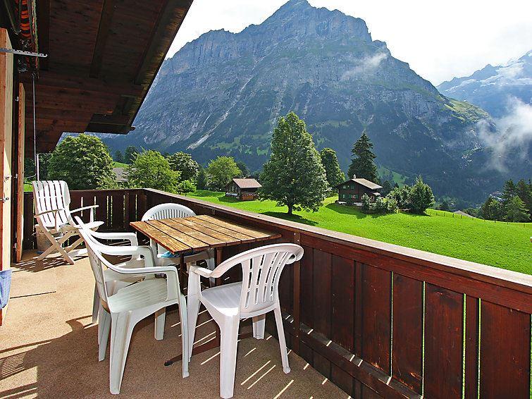 Blaugletscher - Grindelwald