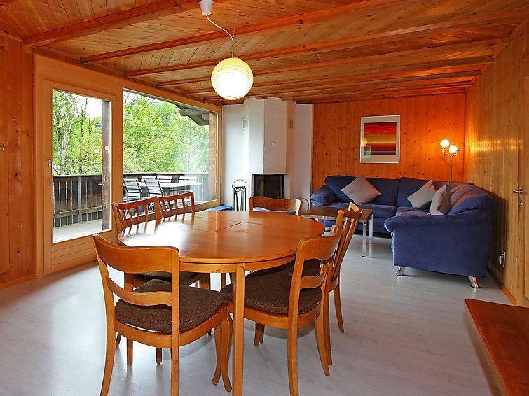 Semesterhus för upp till 6 personer med 4 rum på Egg-Isch - Grindelwald