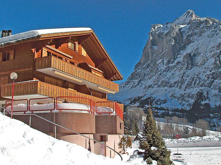 Lägenhet för up till 5 personer med 4 rum på Fieschersunne - Grindelwald