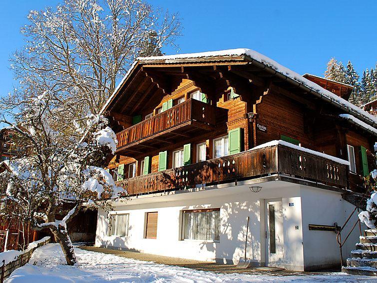 Semeterhus Caroline för upp till 9 personer med 5 rum - Grindelwald