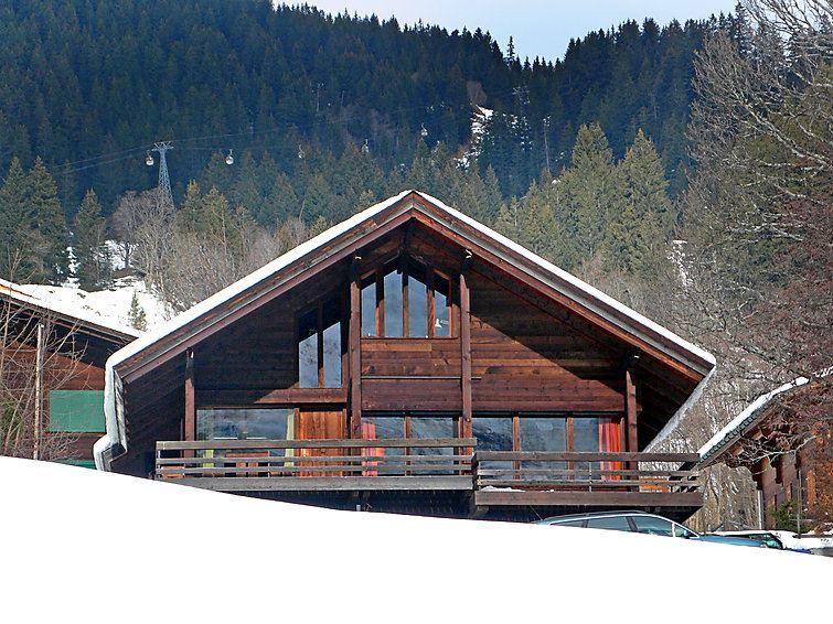 Semesterhus Meister för upp till 8 personer med 5 rm - Grindelwald