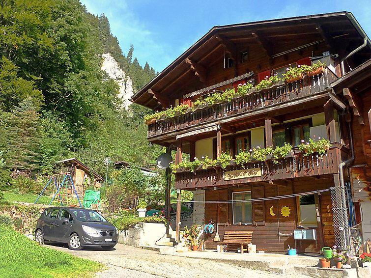 Lägenhet för upp till 4 personer med 3 rum på Staubbachblick - Lauterbrunnen