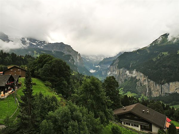 Bergkristall Wengen