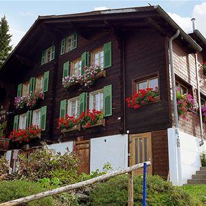 Lägenhet för upp till 5 personer med 4 rum på Fuchs - Wengen