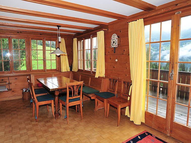 Semesterhus för upp till 7 personer med 4 rum på Wätterlücke - Wengen