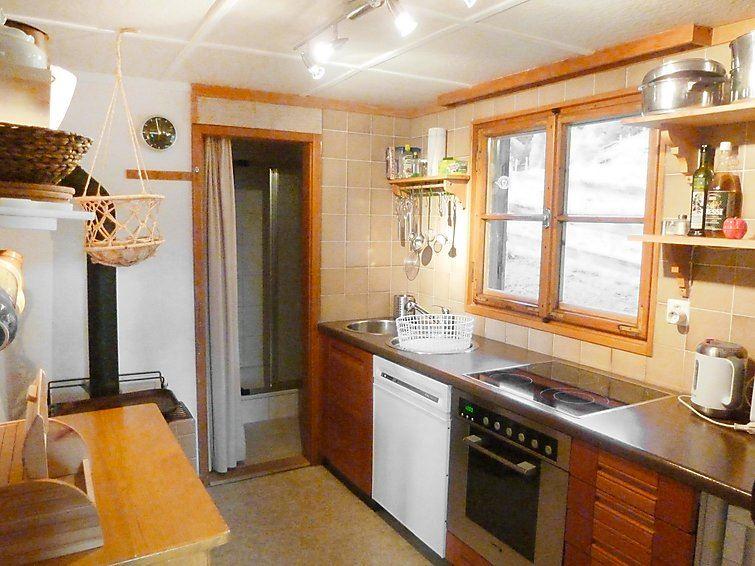 Lägenhet för upp till 6 personer med 3 rum på Zwärgli - Wengen