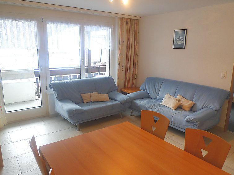 Lägenhet för upp till 6 personer med 4 rum på Amici - Saas Grund