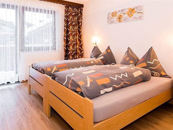 Lägenhet för upp till 5 personer med 3 rum på Adonis - Saas-Grund