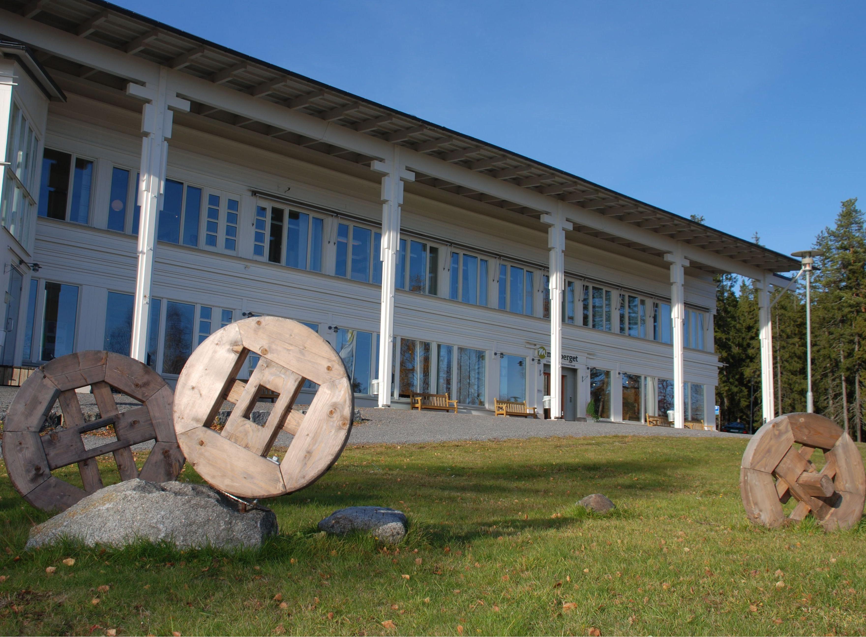 Murberget Länsmuseet Västernorrland