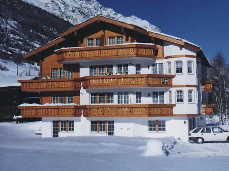 Lägenhet för upp till 2 personer med 1 rum på Arcadia - Saas Grund