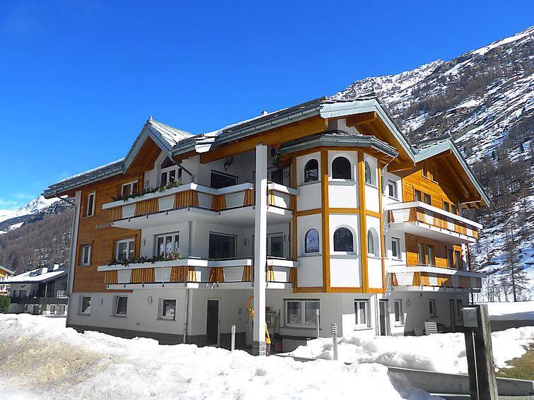 Lägenhet för upp til 10 personer med 7 rum på Alpenstern - Saas Grund