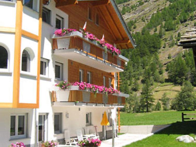 Leilighet for opp til 4 personer med 3 rom på Alpenstern - Saas Grund