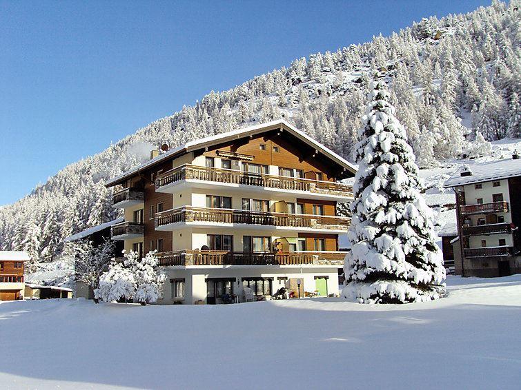 Lägenhet för upp till 2 peroner med 1 rum på Boccalino - Saas-Fee