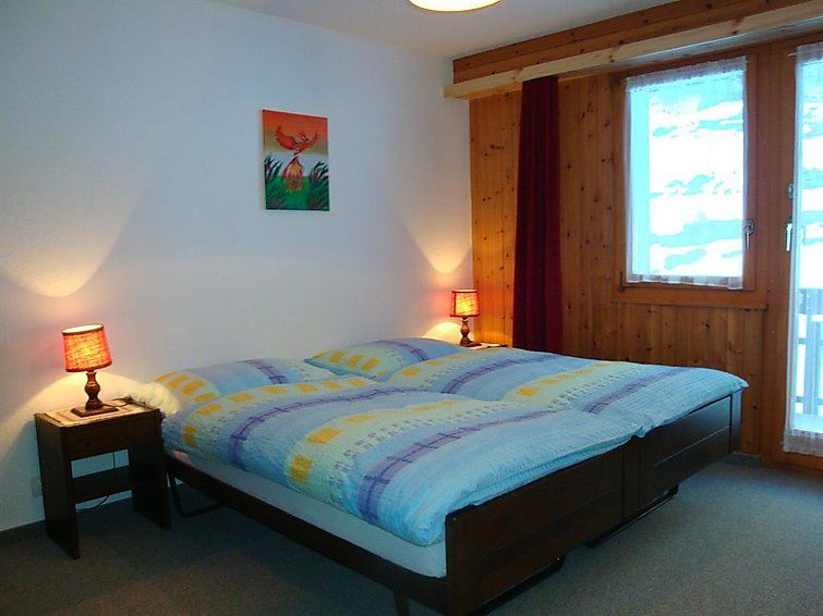 Lägenhet för upp till 5 personer med 3.5 rum på Azur - Saas-Almagell