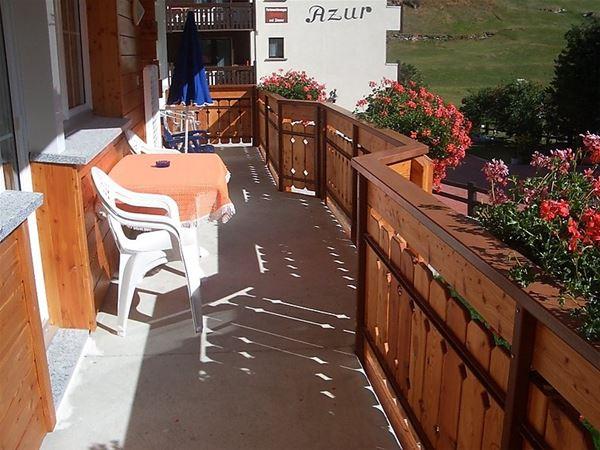 Lägenhet för upp till 3 personer med 2 rum på Mondelli - Saas-Almagell