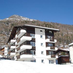 Lägenhet för upp till 6 personer med 3 rum på Alouette - Saas-Fee