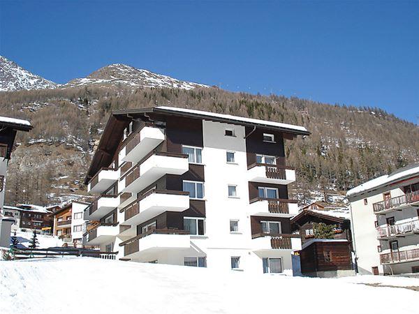 Lägenhet för upp till 3 personer med 1 rum på Alouette - Saas-Fee