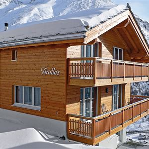 Arolles Saas-Fee