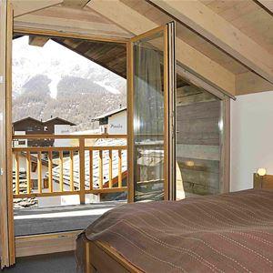 Lägenhet för upp till 8 personer med 5 rum på Symbiose - Saas Fee