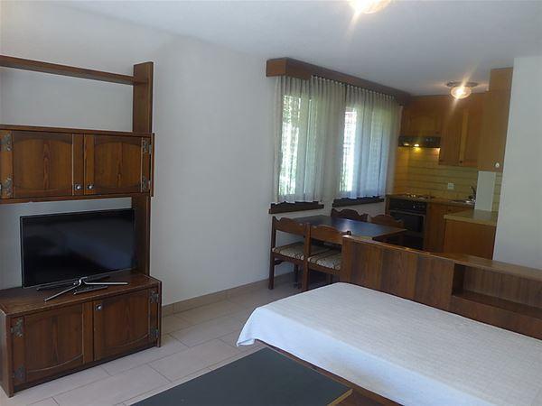 Lägenhet för upp till 4 personer med 2 rum på Topas - Saas Fee