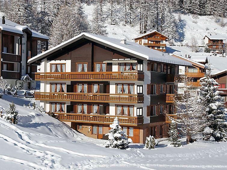 Lägenhet för upp till 2 personer med 1 rum på Amédée - Saas-Fee