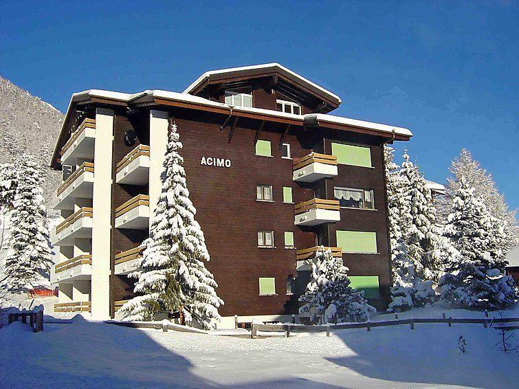 Lägenhet för upp till 2 personer med 1 rum på Acimo - Saas-Fee